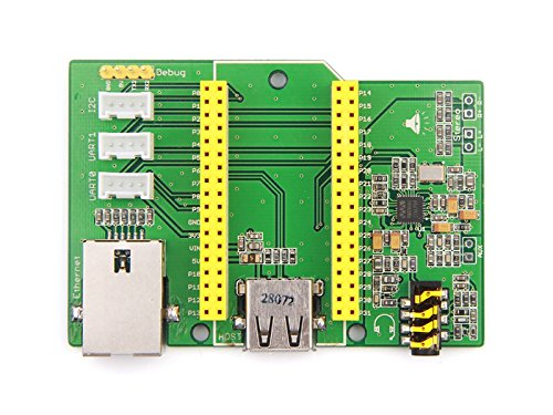 Breakout For Linkit Smart 7688 (MT7688, Linux, OpenWrt, WM8960)