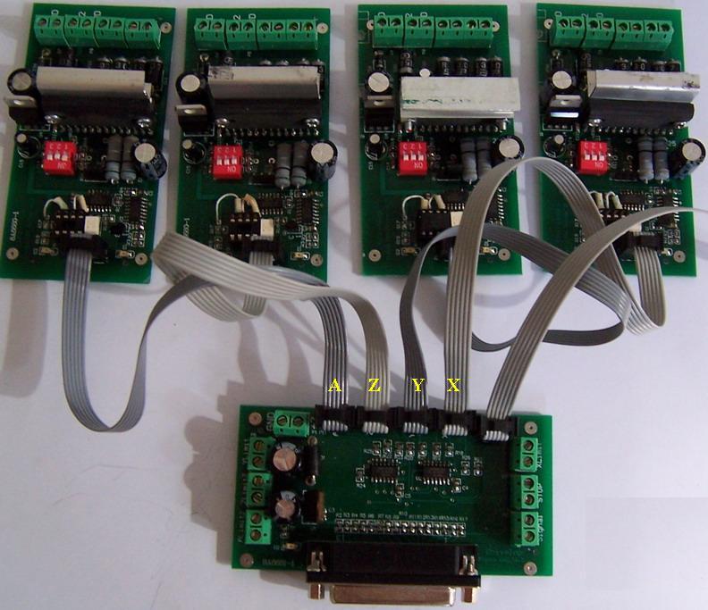 PIC контроллер для чпу - Ппланета схем.