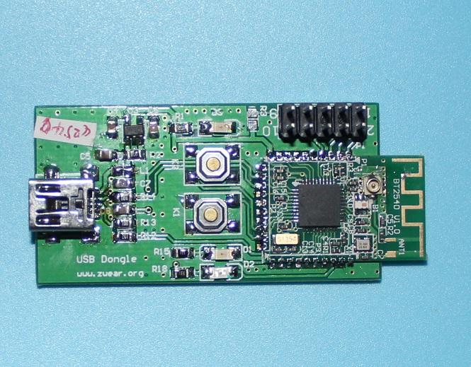Zigbee package Sniffer, CC2531 USB Dongle, CC2531EMK-USB compati